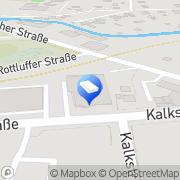 Karte Willy Gröer Chemnitz, Deutschland