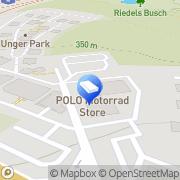 Karte OTIS GmbH & Co. Chemnitz, Deutschland