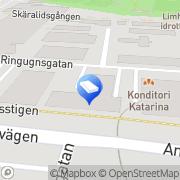 Karta Limhamns Urverkstad Limhamn, Sverige