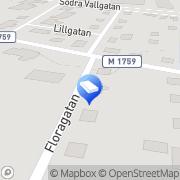 Karta Lasse Murare Åstorp, Sverige