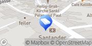 Karte TIWO Marketing & Design Deggendorf, Deutschland