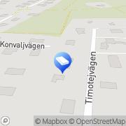 Karta Björn Gunnarsson Byggkonsult Löddeköpinge, Sverige