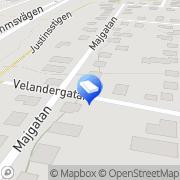 Karta Bra Tak i Malmö Malmö, Sverige