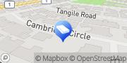 Map Puyat Steel Corporation Makati City, Philippines