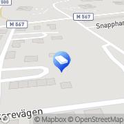 Karta Transport AB Fröjd och Zaar Vellinge, Sverige