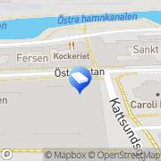 Karta Appium AB, Appium Options AB Malmö, Sverige