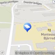 Karta Montessori Förskola Bjärred, Sverige