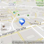 Karte Schranz Robert Arch Dipl-Ing Salzburg, Österreich