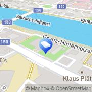 Karte Hecht Kopier- und Plotservice - Inh Roland Hecht Salzburg, Österreich
