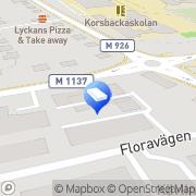 Karta Jacobs Glasmästeri Kävlinge, Sverige