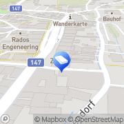 Karte Hellmann Manfred Arch Dipl-Ing Uttendorf, Österreich