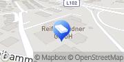 Karte S. R. Hiden GmbH Eugendorf, Österreich