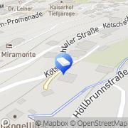 Karte Ikrath Thomas Dipl-Ing Bad Gastein, Österreich