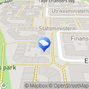 Karta C.L. Socialpsykologisk Konsult Lund, Sverige