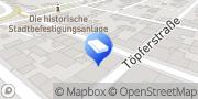 Karte MAB Steuerberatungsgesellschaft mbH Marienberg, Deutschland
