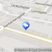 Karta Fastighets AB Mary Trelleborg, Sverige