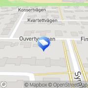 Karta Ks Marketing Staffanstorp, Sverige