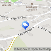 Karte xxxxx Lengefeld, Deutschland