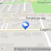 Karta Nilssons VVS Service Staffanstorp, Sverige