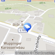 Karte Weiser Wolfgang Arch. Dipl-Ing. Thalgau, Österreich