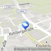 Karte Felber Robert Arch Dipl-Ing Lengau, Österreich