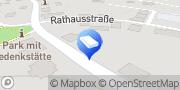 Karte MAB Steuerberatungsgesellschaft mbH Pockau, Deutschland