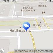 Karte LSW Home Service Berlin GbR Berlin, Deutschland