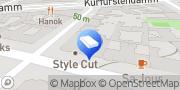 Map Popart Studio Berlin, Germany