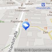 Karte Fotostudio Uhlandpassage Berlin, Deutschland