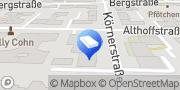 Karte Dentalservice - Lehmann, Mewis & Partner Berlin, Deutschland