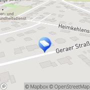 Karte K.-H. Gritzan Berlin, Deutschland
