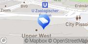 Karte Yext Berlin, Deutschland