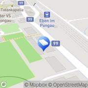 Karte Dr. Felix Haid Eben im Pongau, Österreich