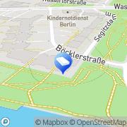 Karte Ghoneim Bau Berlin, Deutschland