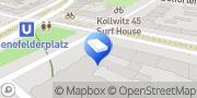 Karte Lutz Horn - Online-Marketing in Berlin Prenzlauer Berg Berlin, Deutschland