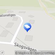 Karta B N Golv Järpen, Sverige