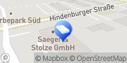 Karte Saeger & Stolze GmbH Templin, Deutschland