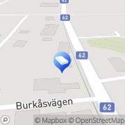 Karta Anders Lindgren Ekshärad, Sverige