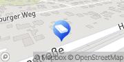 Karte UniScript – Tappendorff Buchstaben GmbH Berlin, Deutschland