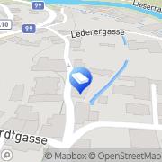 Karte ANTONINA Betriebs- u Verwaltungs Spittal an der Drau, Österreich