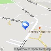 Karta Kinds Begravningsbyrå AB Gislaved, Sverige