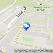 Karta It-Juridiska Byrån i Karlstad Karlstad, Sverige