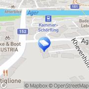 Karte Höller Walter Arch Dipl-Ing Schörfling, Österreich