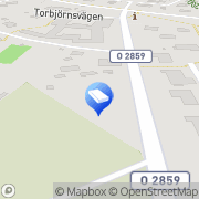 Karta Torbjörntorps Åkeri AB Falköping, Sverige