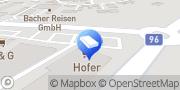 Karte Hugo Hotelsoftware / Room Assistent Sankt Michael im Lungau, Österreich