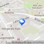 Map MattGelb Dresden, Germany