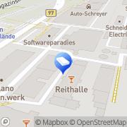 Karte BEATBARproductions GmbH Dresden, Deutschland