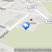 Karta Handtex Lagan, Sverige