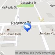 Map Residential Property Management Services Croydon Park, Australia
