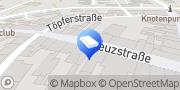 Karte R. Schimpf, Büro & Hobby GmbH Senftenberg, Deutschland